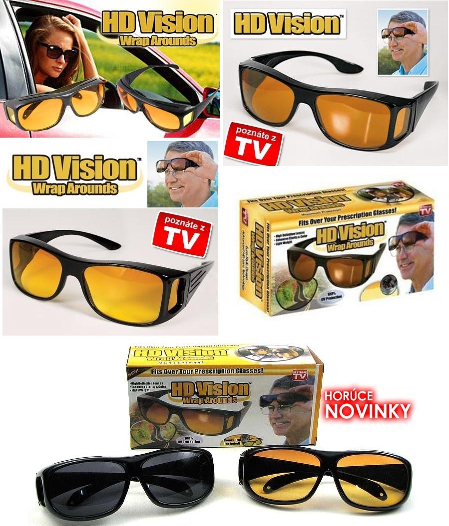 5a2fe51e7 Slnečné okuliare HD VISION 1+1 ZADARMO - Slnečné okuliare | LUDOVKA.eu