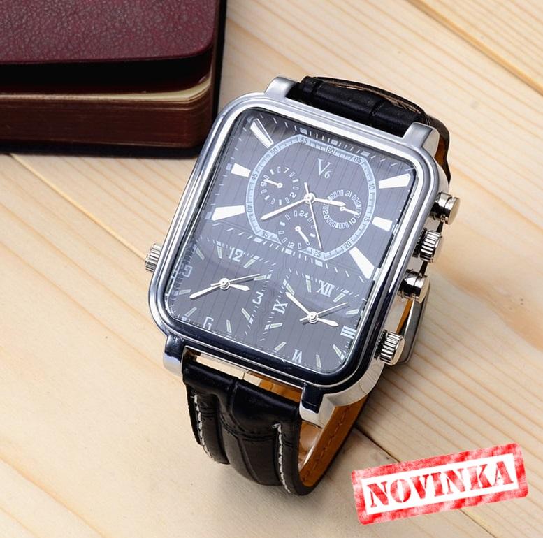 77173e528 Pánske značkové hodinky V6 TRIO - HODINKY | LUDOVKA.eu