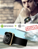 Smart Watch GT08 - inteligentné hodinky v štýle Apple