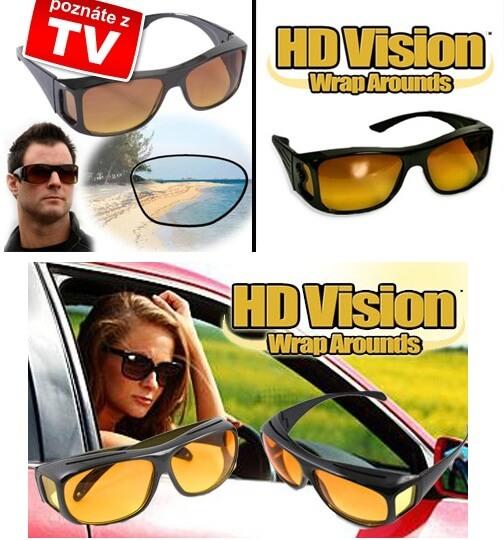 50f8d94b0 Slnečné okuliare HD VISION - Horúce NOVINKY | LUDOVKA.eu