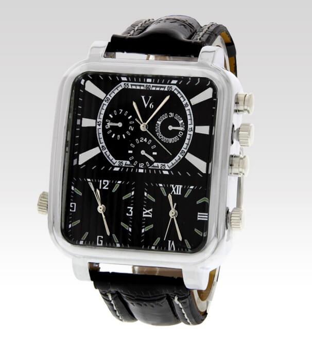 4793e0afad7 Pánske značkové hodinky V6 TRIO - HODINKY
