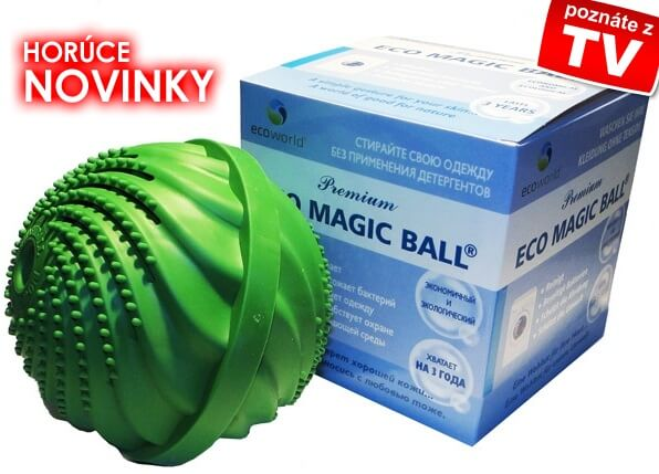 Eco Magic Ball - pracia guľa
